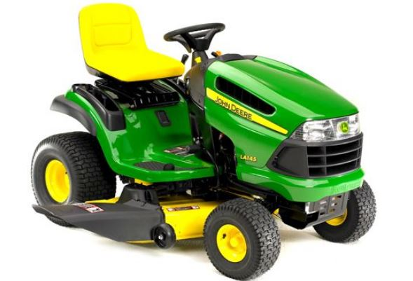 John Deere LA145 Lawn Tractor Specs, Price, Reviews & Features