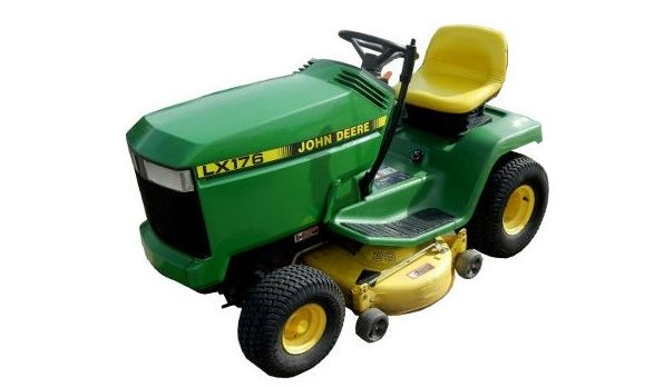 John Deere LX176 Price, Specs, Review & Engine Features