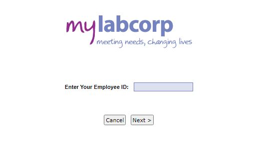 MyLabCorp Login forgot password 1