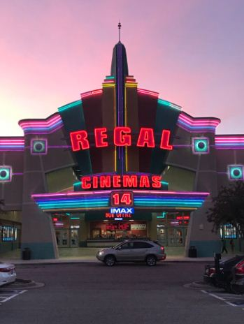Regal Entertainment Group Customer Satisfaction Survey