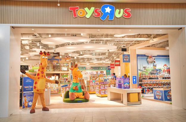 Toys R Us Customer Satisfaction Survey
