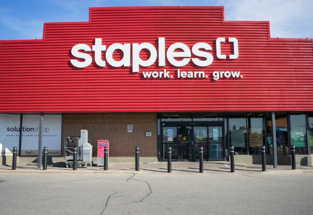 Staples Customer Satisfaction Survey