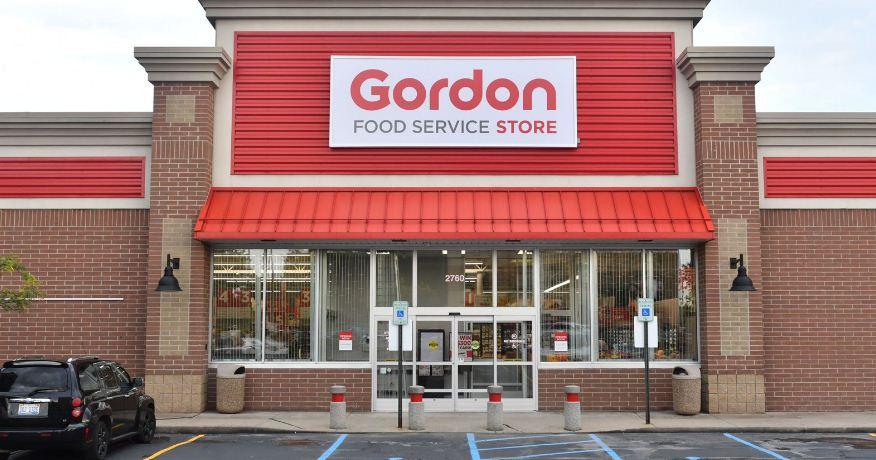 Gordon Food Service Guest Satisfaction Survey