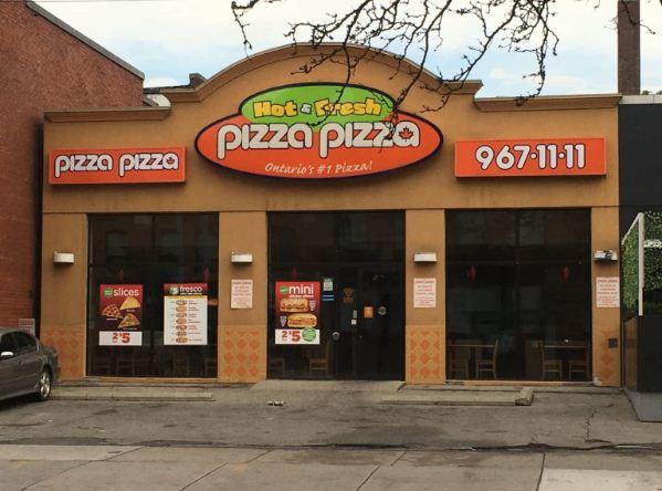 Pizza Pizza Guest Satisfaction Survey