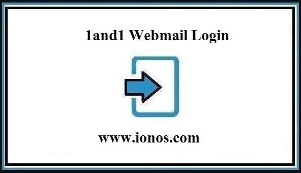 1and1 Login - 1and1 Webmail Login
