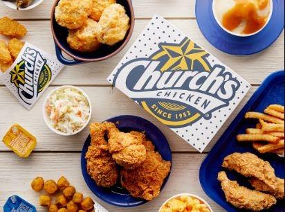 Church's Chicken Guest Feedback Survey