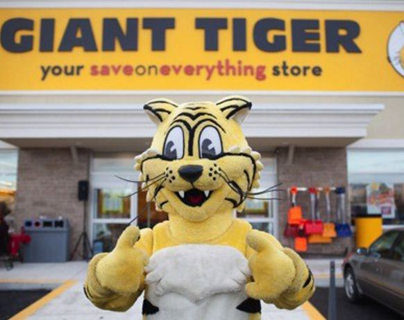 Giant Tiger Customer Survey