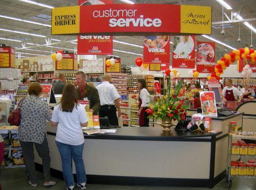 Gordon Food Service Guest Feedback Survey