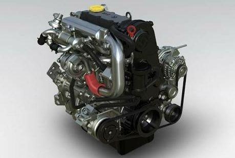 Ashok Leyland Dost engine