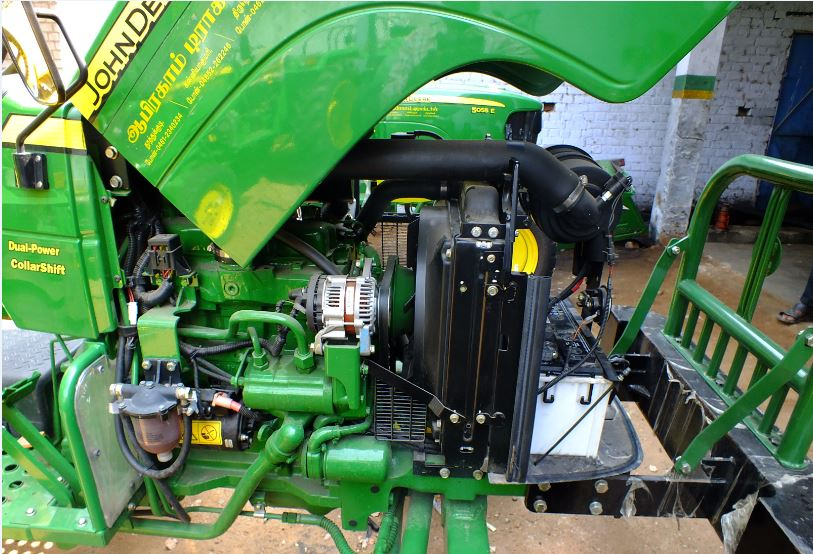 John Deere 5041 C 41 HP Tractor Engine