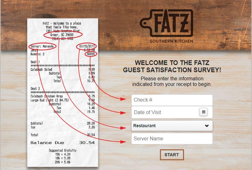 Fatzcafe.survey.marketforce.com