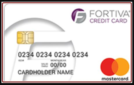 Fortiva Credit Card Acceptance Code