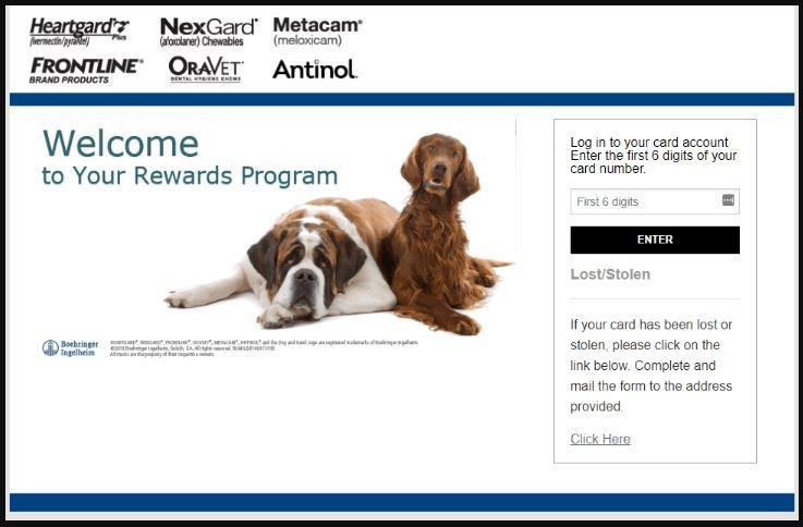 How To Activate Bi Pet Rebates card