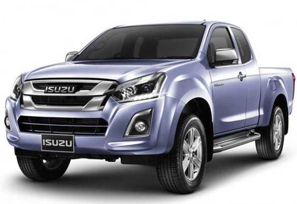 ISUZU D-MAX S-Cab Pickup 1