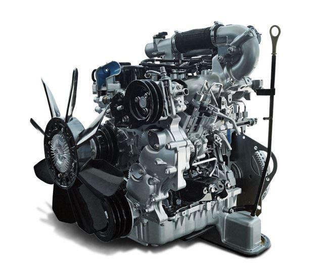 ISUZU D-MAX S-Cab Pickup Engine
