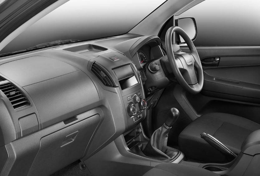 ISUZU D-MAX S-Cab Pickup comfort 1