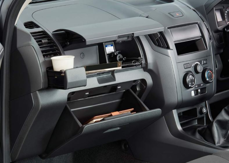 ISUZU D-MAX S-Cab Pickup utlity 3