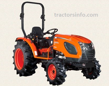 Kioti CK3510SE HST Tractor Price Specs Review Overview