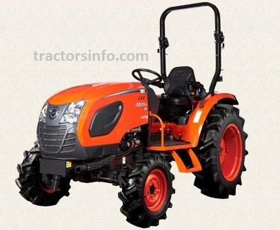 Kioti CK3510SE HST Tractor Specifications