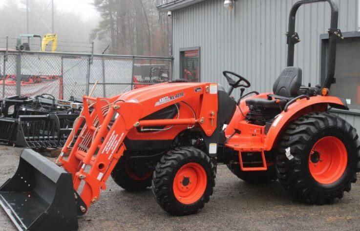 Kioti CK4010 Tractor