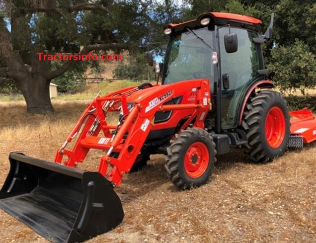 Kioti DK4210SE HC Tractor For Sale Price Specs Review Overview