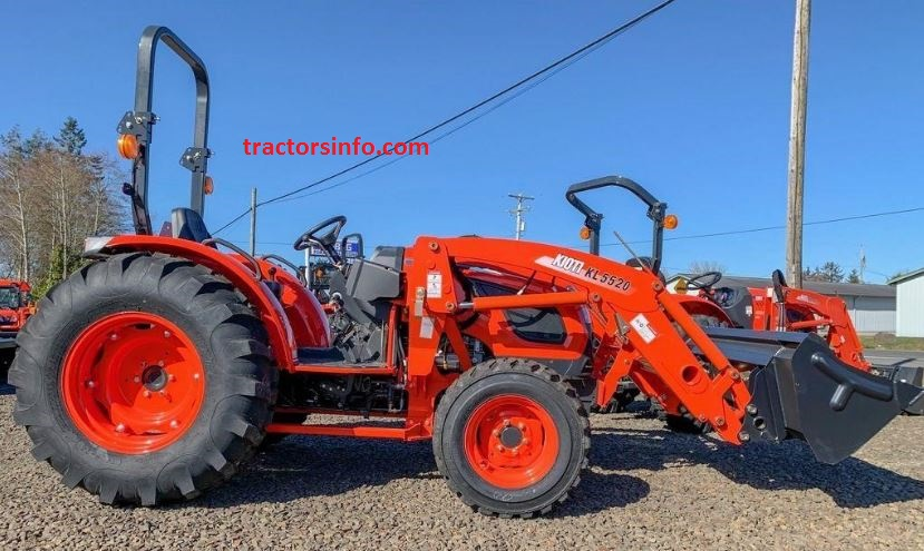 Kioti DK4710SE HST Tractor Price Specifications & Key Features