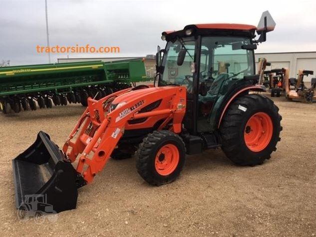 Kioti DK6010SE HC Tractor Price Specs Review Features