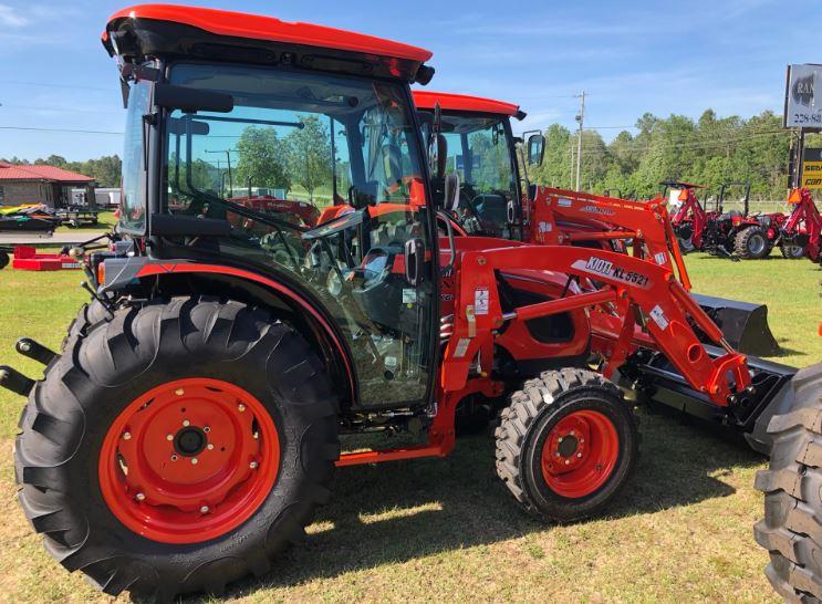 Kioti DK6010SE HC Tractor Specifications