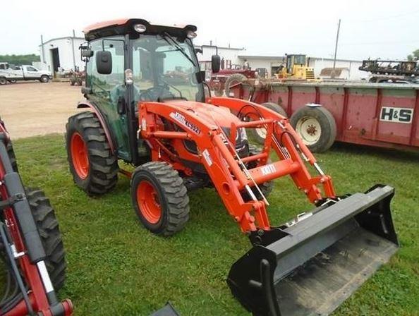 Kioti DK6010SE HC Tractor price in the USA