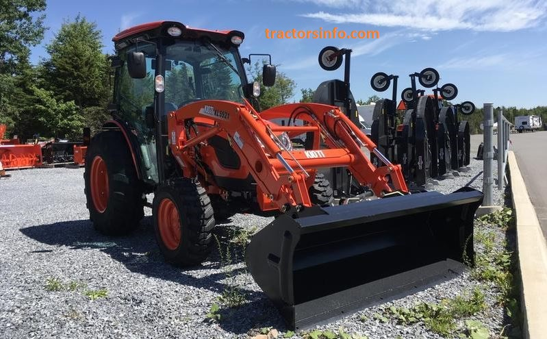 Kioti K4710SE HC Tractor For Sale Price Specs Review & Features