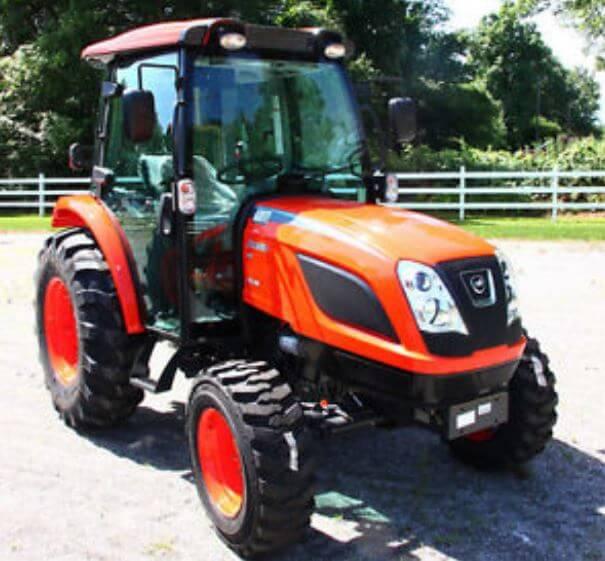 Kioti NX5510 CAB Tractor