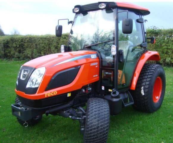 Kioti NX5510 hst Tractor