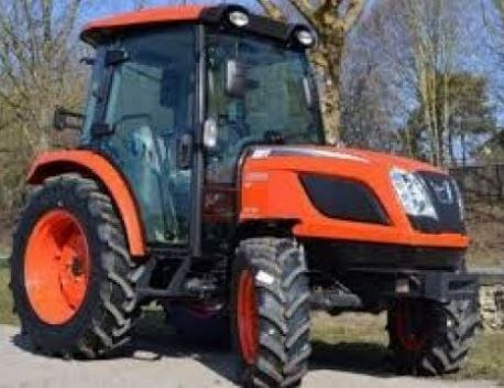 Kioti NX6010 hst cab Tractor