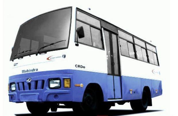 Mahindra Tourister CRDe 25 Seater