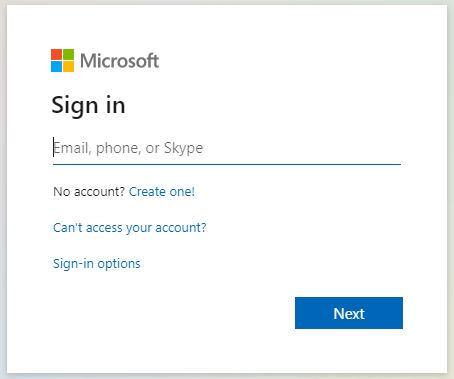 Multi-Factor Authentication on Microsoft