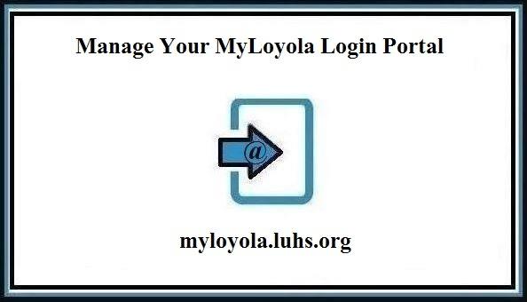 MyLoyola Login Portal guide