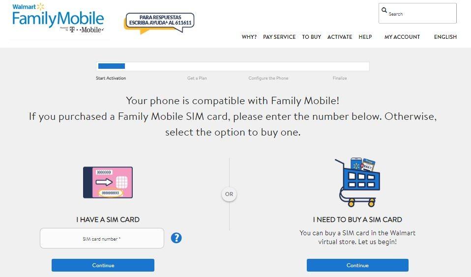 Walmart Family Mobile Login 3