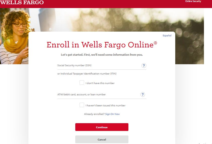WellsFargodealerservices sign up 1