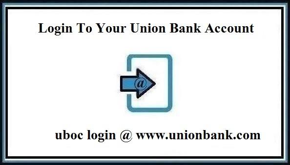 uboc login page