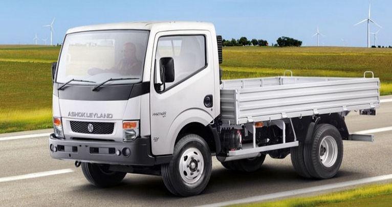 Ashok Leyland Partner review