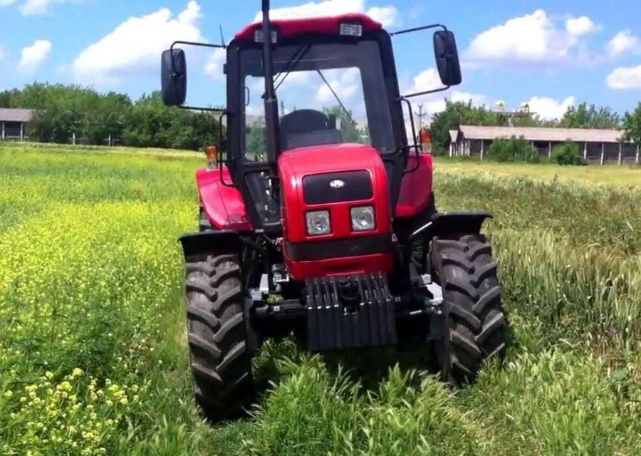BELARUS 1025.3 Tractor