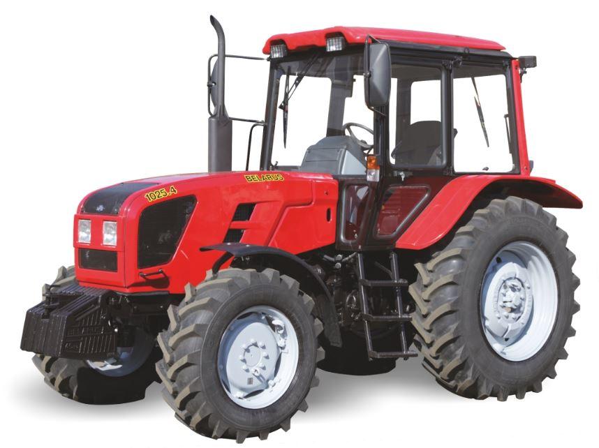 BELARUS 1025.4 Tractor