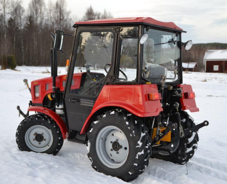 BELARUS 320.4 Tractor price