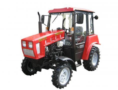 BELARUS 320.4M Tractor