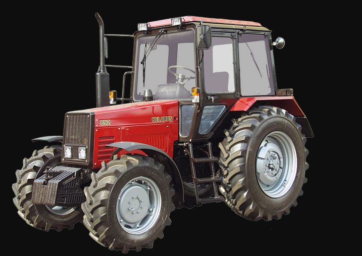 BELARUS 892.2 Tractor Additional Option Specs Price & Key Facts