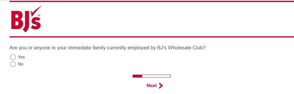 BJ'sSatisfaction Survey