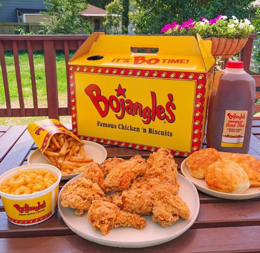 Bojangles Customer Opinion Survey