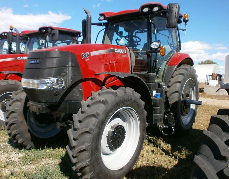 CASE IH PUMA 185 CVT Tractor