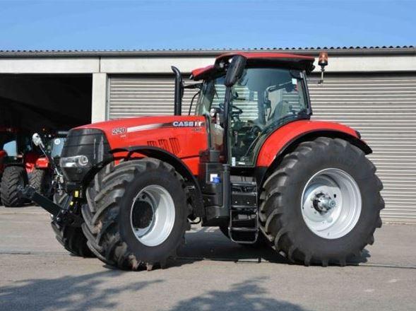 CASE IH PUMA 220 CVT Tractor
