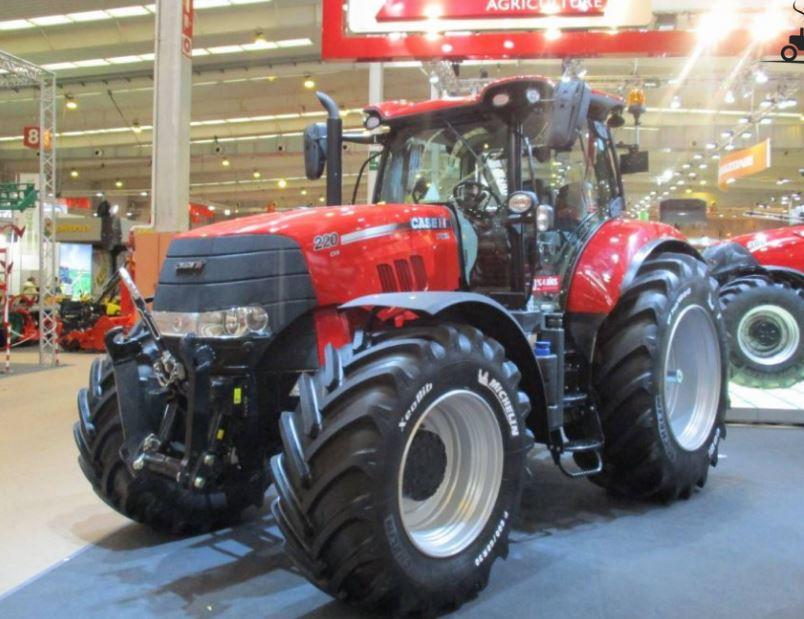 CASE IH PUMA 220 Tractor
